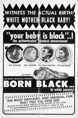Your Baby is Black