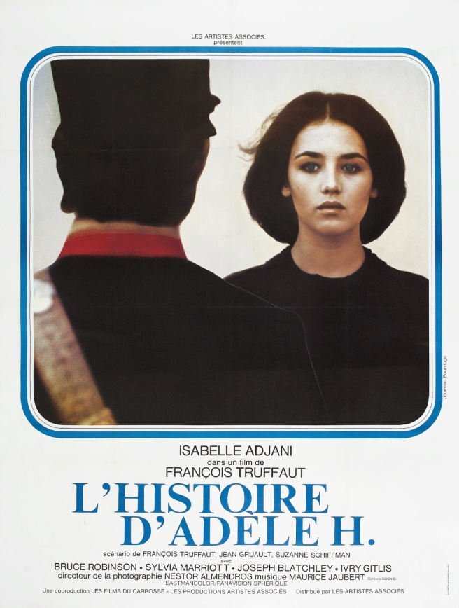 L'HISTOIRE D'ADELE H. - French Poster by Jouineau Bourduge