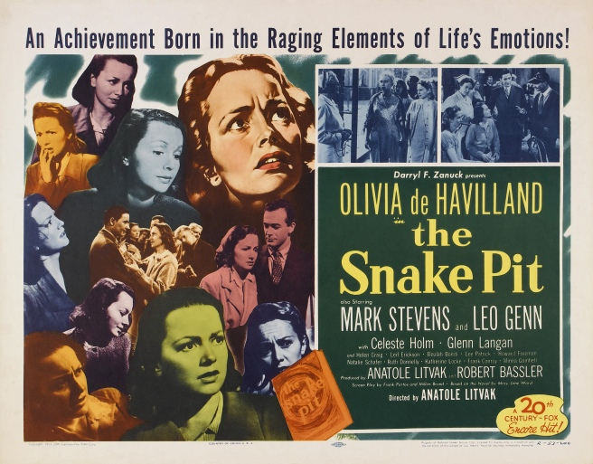 Poster - Snake Pit, The_03