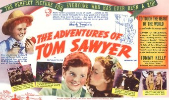 1938-The Adventures of Tom Sawyer
