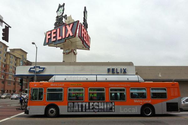 Expo Park - USC -- Felix Chevrolet