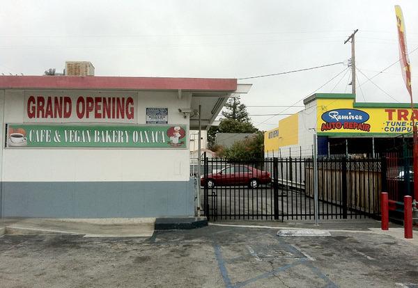 Expo - Western -- Vegan Oaxaca Bakery
