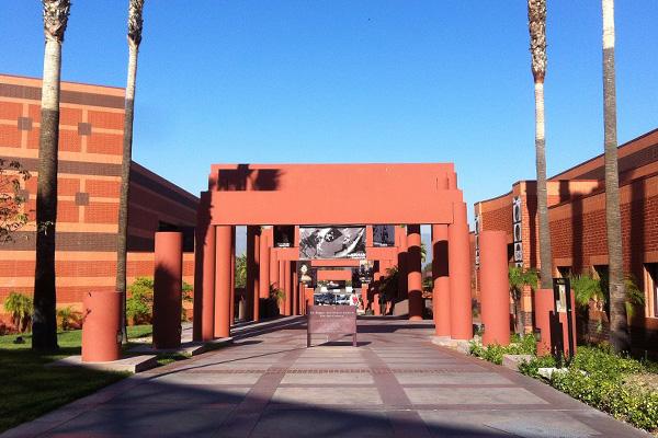 Luckman Fine Arts Complex