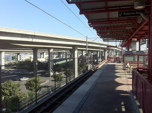 Aviation-LAX Station