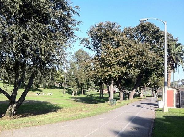 Centinela Park aka Edward Vincent Jr. Park