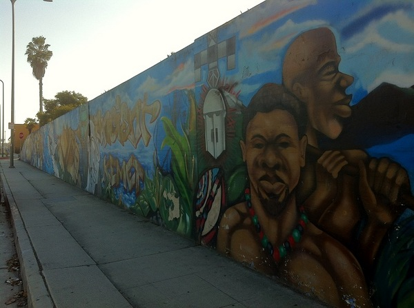 The Great Wall of Crenshaw
