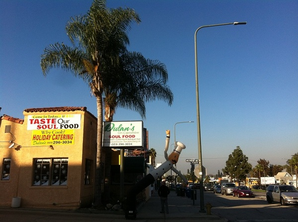 Dulan's on Crenshaw-