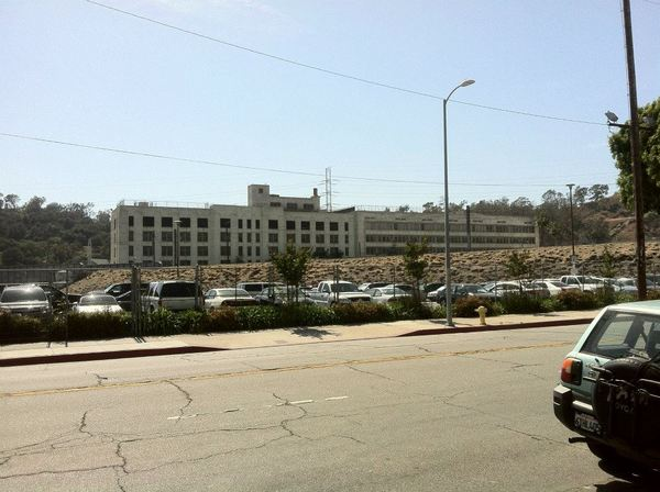 Lincoln Heights Jail