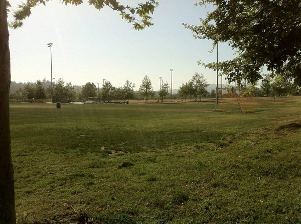 El Río de Los Angeles State Park football pitch