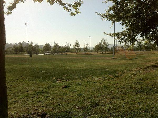 El Río de Los Angeles State Park football pitch