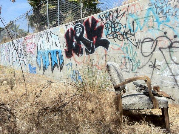 Taylor Yard Ruins and a chair-thumb-600x448-51059