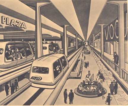 People Mover 1970