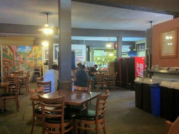 Inside Eastside Market Italian Deli