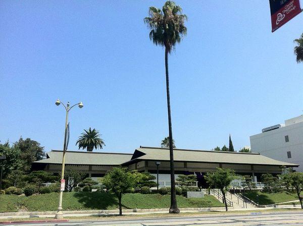 Park Mile -- Honmichi Los Angeles Shutchosho