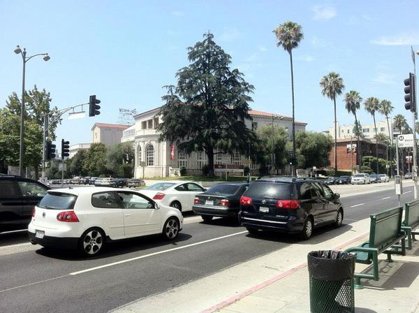 Park Mile - Wilshire Ebell Theatre