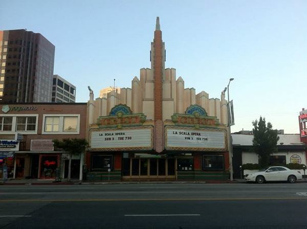 Westwood-UCLA - Crest Theatre (1940)