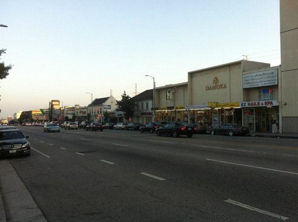 Westwood-UCLA - Tehrangeles