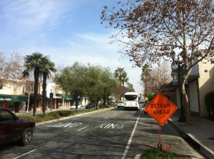 Downtown Arcadia and eastbound 187 bus -thumb-630x470-69793