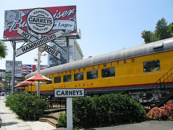 Carney's Sunset Strip | Photo: bcgrote/Flickr/Creative Commons