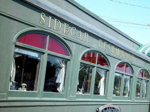 Sidecar Restaurant, Ventura | Photo: Eric Haller/Flickr/Creative Commons
