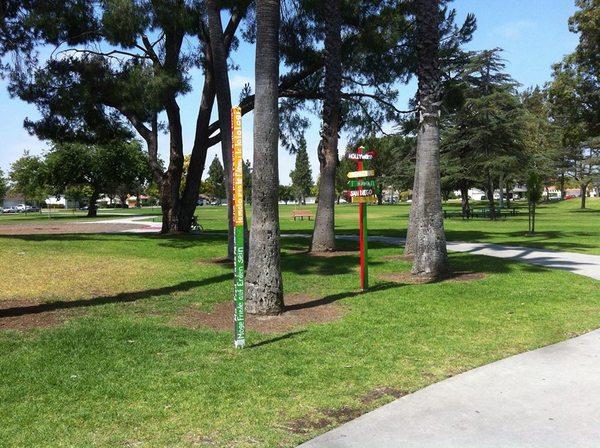 Modjeska park