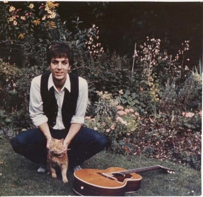 Syd Barrett aged 16