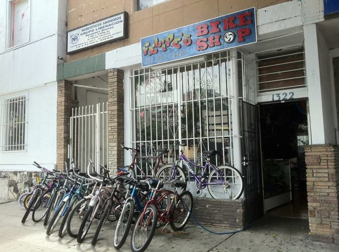 Felipe's Bike Shop