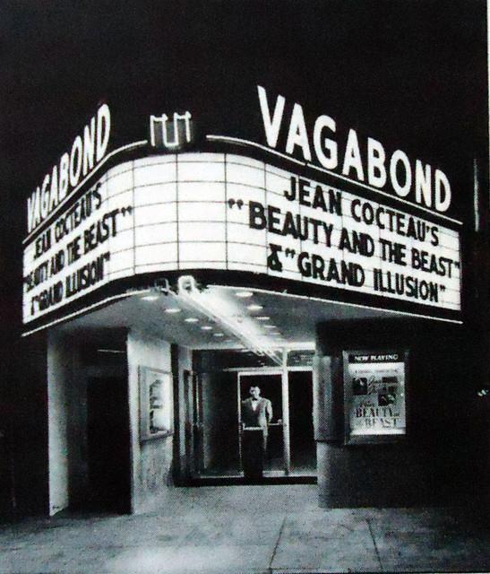 The Vagabond (image source: Cinema Treasures)
