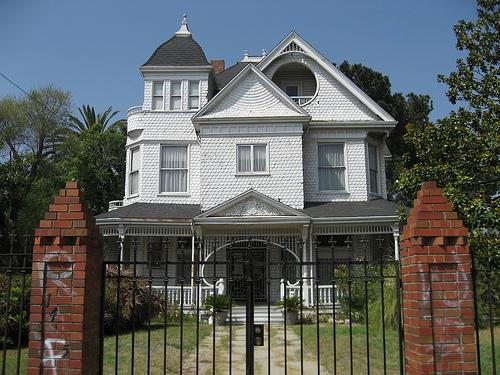 Samuel J. Lewis House (image source unknown)