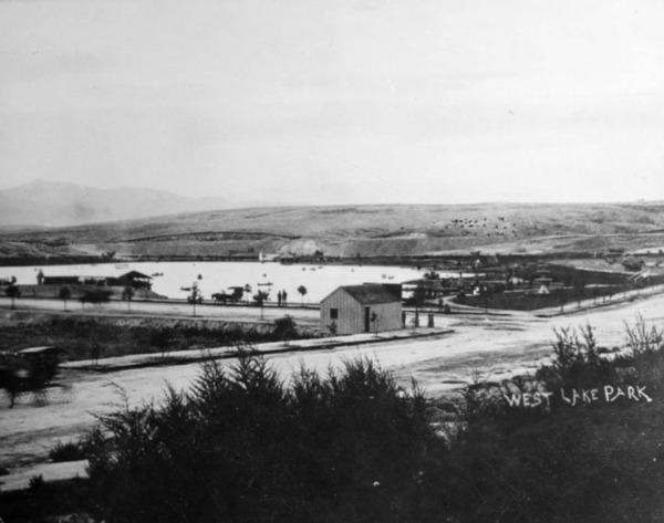 Westlake Park, 1891
