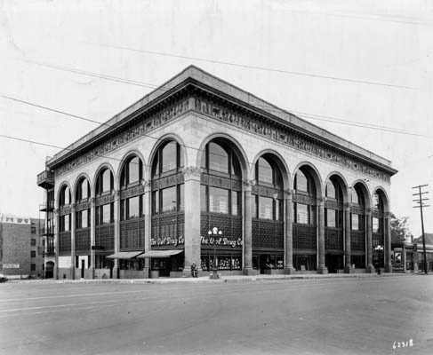 Young's Market Building