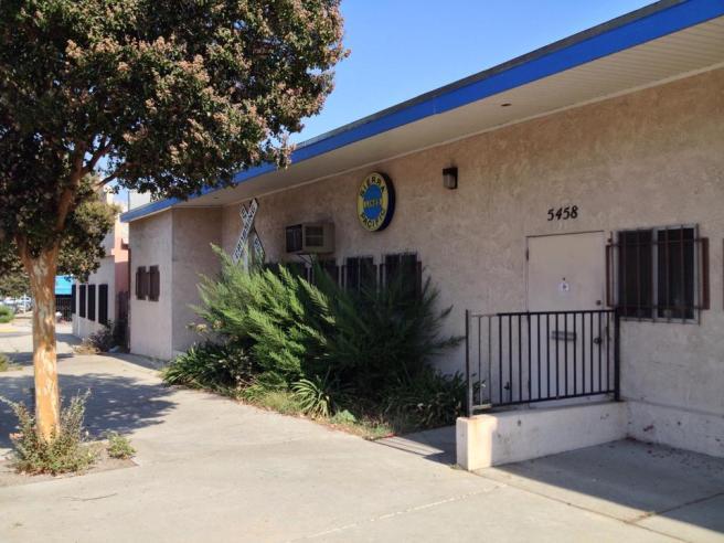 Pasadena Model Railroad Club HQ