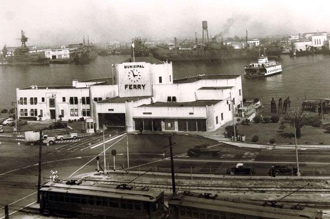 Municipal Ferry