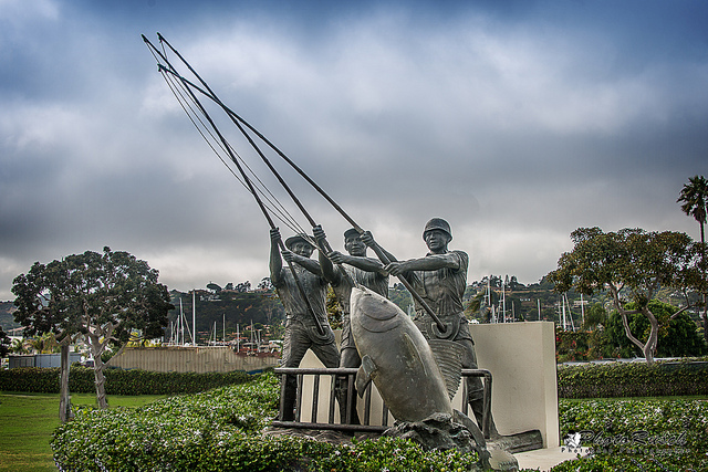 Tunaman's Memorial (Image credit: Photo Rusch)