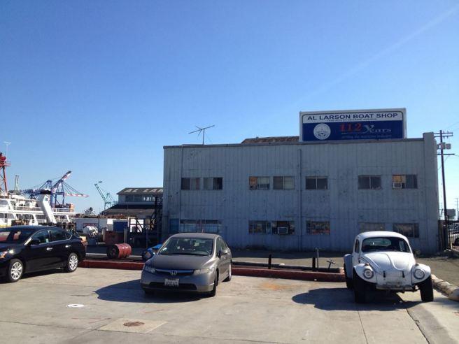 Al Larson Boat Shop Complex