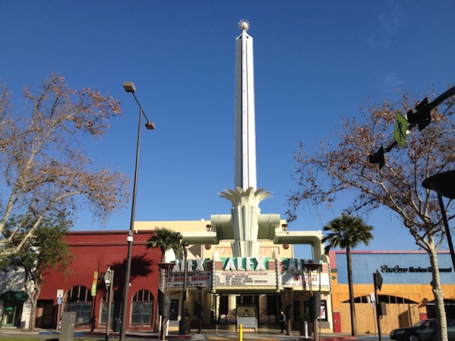 The Alex Theater