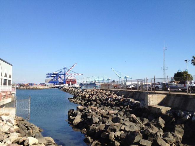 APL Container Terminal/Global Gateway South