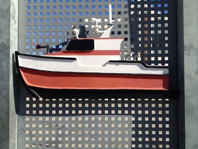 Boat decoration