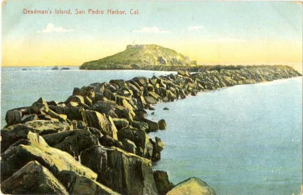 Deadman's Island postcard