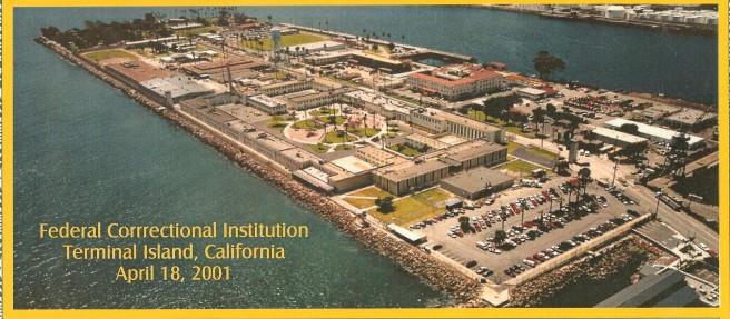 Terminal Island Prison (credit: Kairos Terminal Island)
