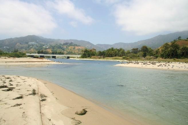Malibu Lagoon (credit: Malibu Lagoon Restoration Project)
