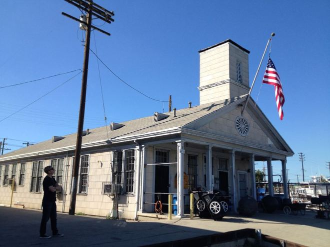Old Fireboat House No. 1