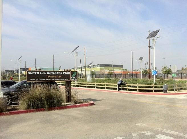 South L.A. Wetlands Park