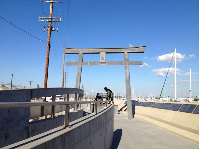 Terminal Island Japanese Memorial