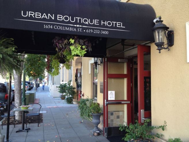 Urban Boutique Hotel