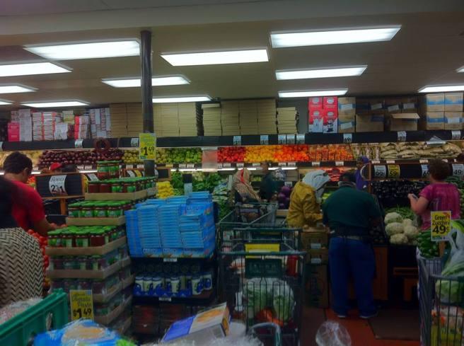 Inside Little Arabia's Altayebat Market