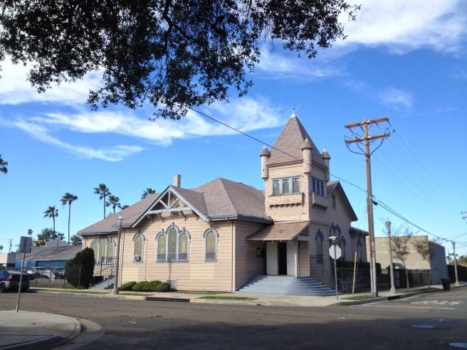 First Presbyterian Church of Anaheim (1870-1904)