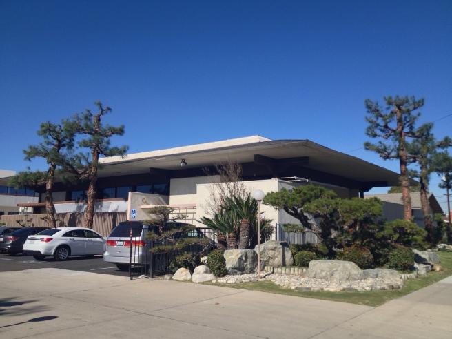 The Orange County Buddhist Church