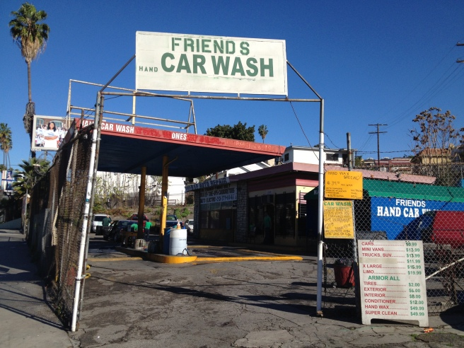 Friends Car Wash