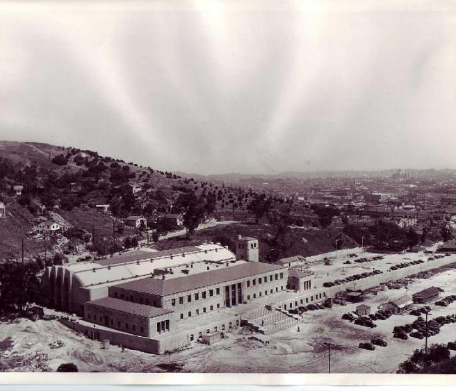 LA Naval and Marine Reserve Armory, 1941